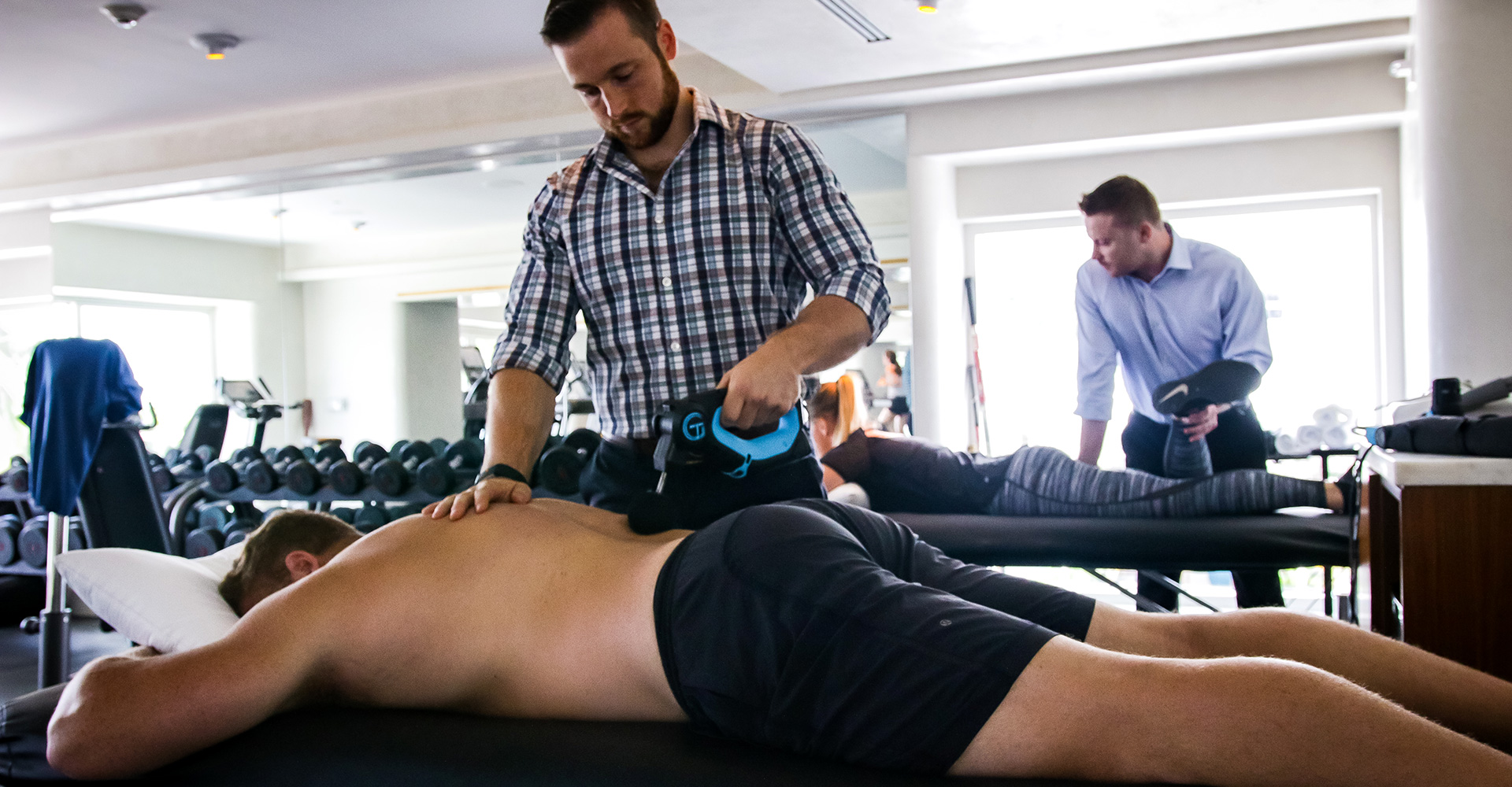 At USA Sports Therapy we offer the latest corrective exercises for any injury.