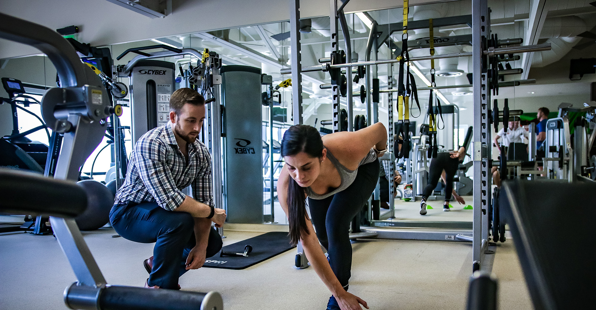 Therapeutic exercises can restore and maintain strength, muscular endurance, flexibility, mobility, balance, and more. At USA Sports Therapy we offered Advanced Therapeutic Exercise. Our therapists are all exercise specialists, and ready to assist you.