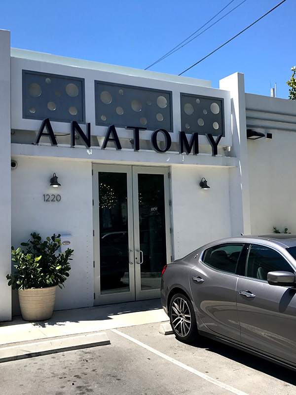The USA Sports Therapy | Miami location is impressive. Its infrared sauna, cold room, steam room and hot cold plunge. Our Sports Therapy services are offered at Anatomy, a high quality facility with expert personal training staff.