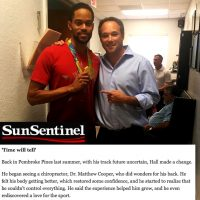 USA Sports Therapy Featured on SunSentinel