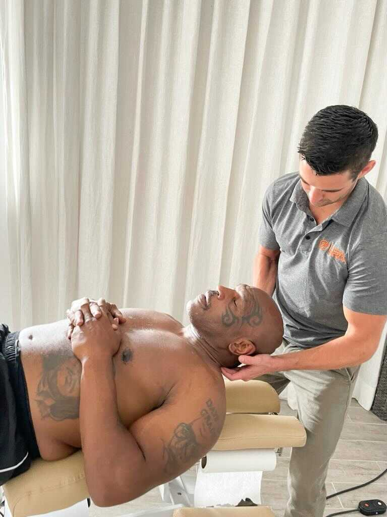 Mike Tyson | USA Sports Therapy