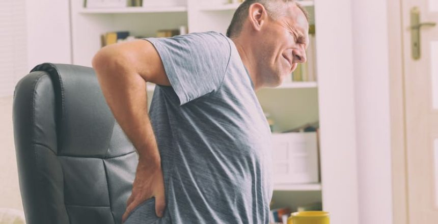 5 Tips to Help You Get Rid of Back Pain