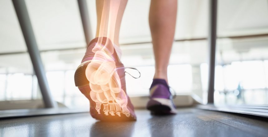 Four Foot and Ankle Strengthening Exercises Post-Injury
